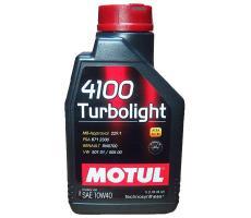 4100 Turbolight 10W-40 1л