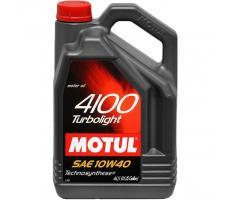 4100 Turbolight 10W-40 4л