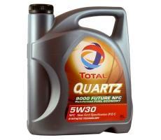 QUARTZ 9000 FUTURE NFC 5W-30 4л