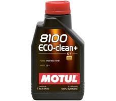 8100 ECO - CLEAN PLUS 5W-30 1л