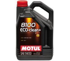 8100 ECO - CLEAN PLUS 5W-30 5л