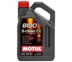 8100 X - CLEAN FE 5W-30 5л