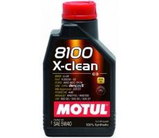 8100 X - CLEAN 5W-40 1л