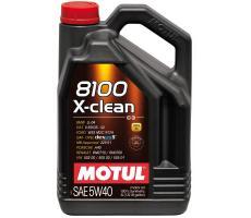 8100 X - CLEAN 5W-40 5л